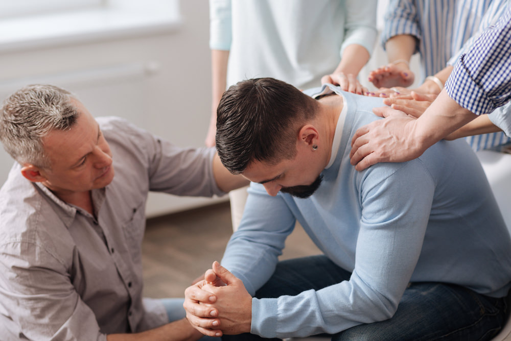 What should I be talking about in rehab in New Jersey?