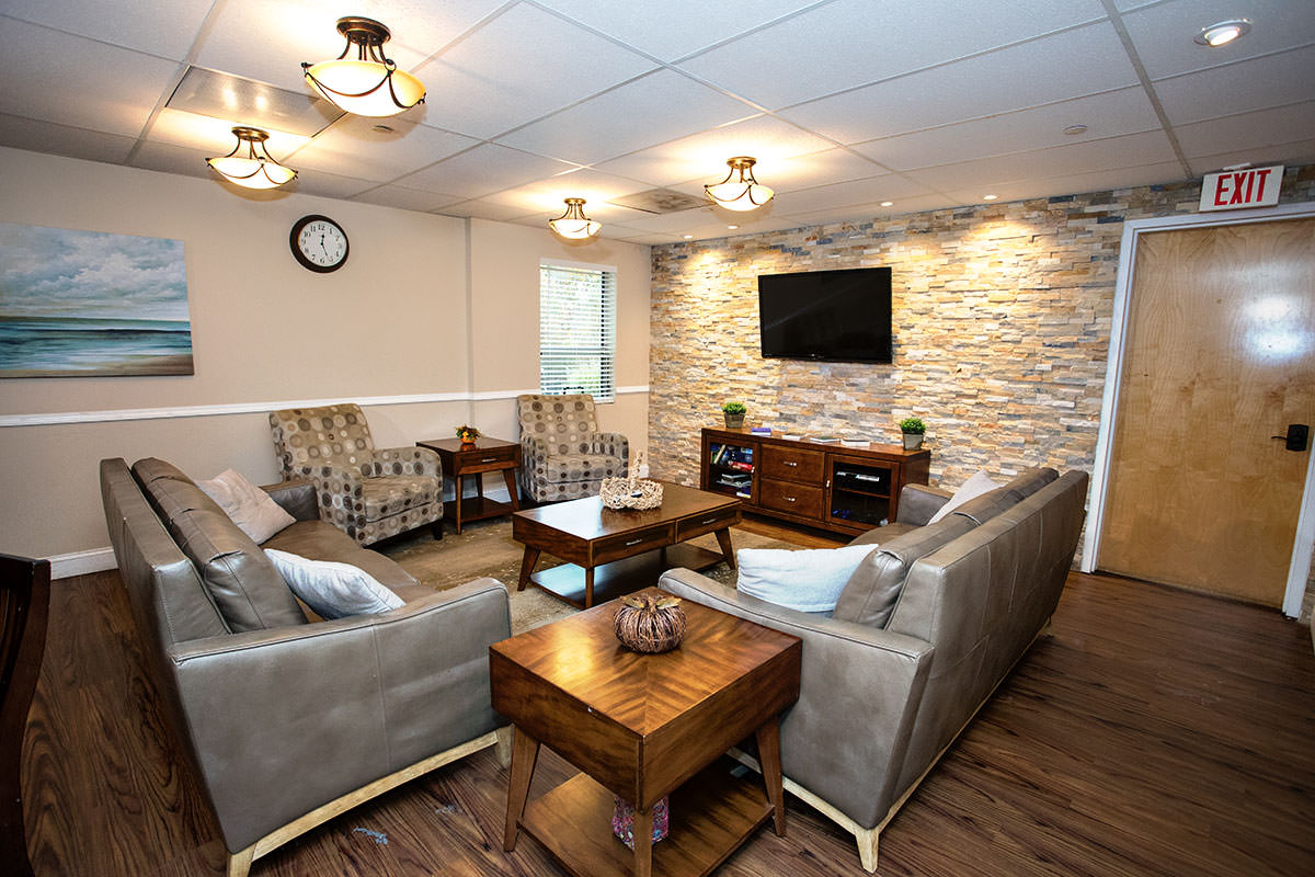 our facility for drug and alcohol addiction treatment