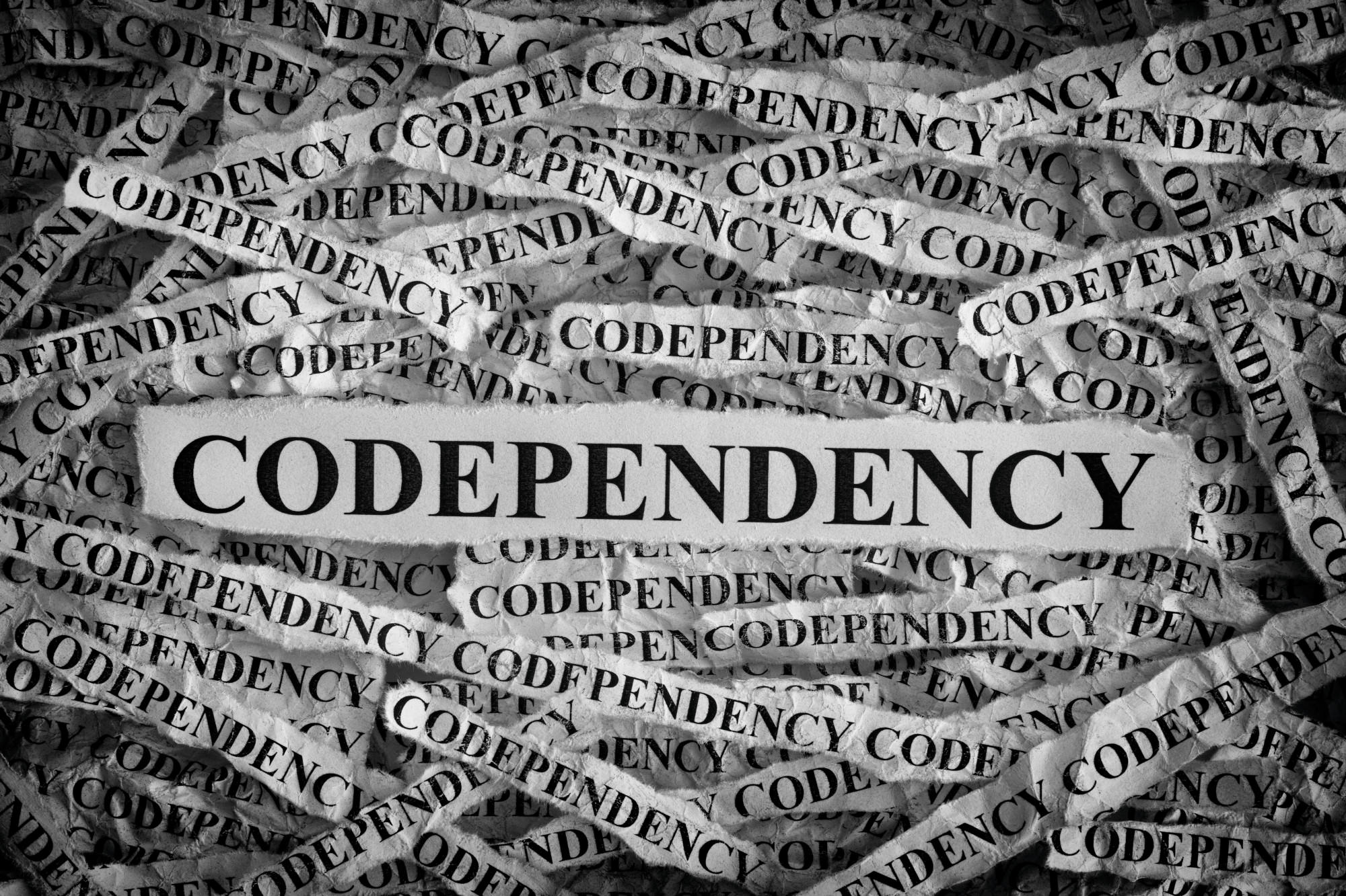 codependency and addiction