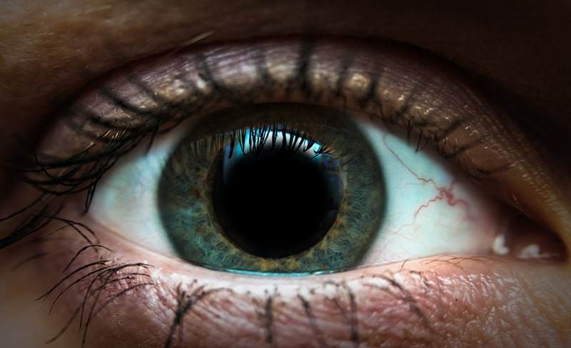 what drugs cause dilated pupils